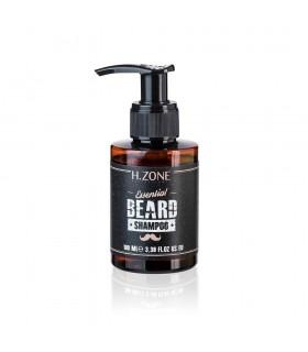 H.ZONE ESSENTIAL BEARD SHAMPOO 100 ML