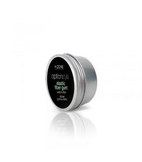 H.ZONE OPTION STYLE ELASTIC FIBER GUM 150 ML