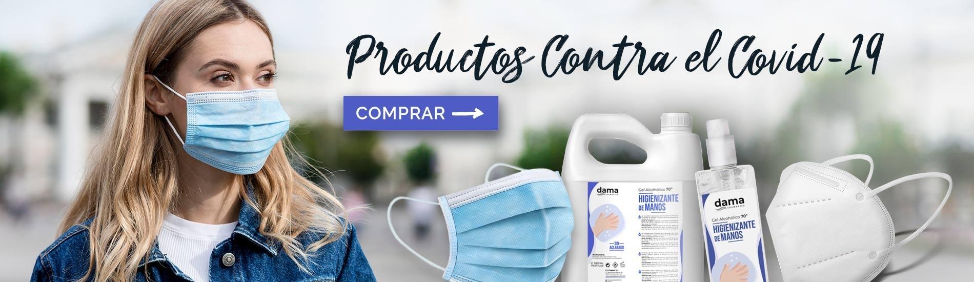 Productos contra el COVID-19